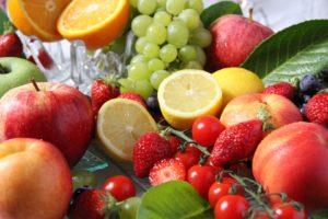 Ingrédients eau infusée