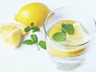 eau citronnée pour maigrir