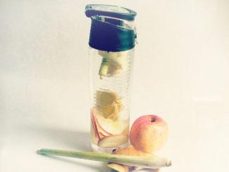 eau aromatisée citronnelle gingembre pomme
