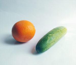 détox concombre orange