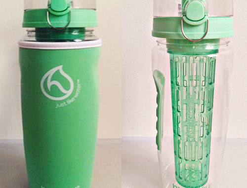 Test bouteille infuseur Hydracy